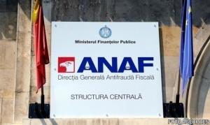 ANAF atenţionează asupra unor e-mailuri false trimise în numele instituţiei