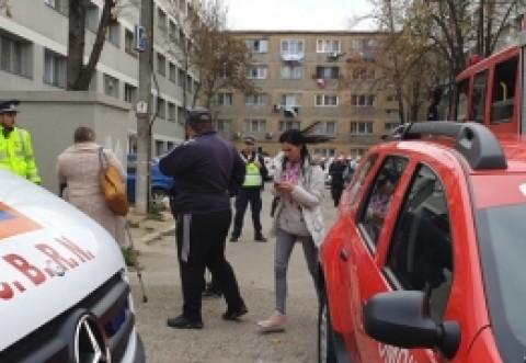 ALERTA/ Doi copii si mama lor au murit dupa deratizare intr-un bloc din Timisoara