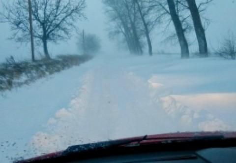 VIDEO Iarna își întră în drepturi în România! Locul unde stratul de zăpadă a atins 22 de centimetri