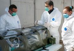 50 de morți din cauza coronavirus în România. Ultima victimă, o femeie de 60 de ani din Hunedoara