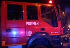 ULTIMĂ ORĂ O femeie și doi copii au ARS de VII după ce apartamentul le-a luat foc