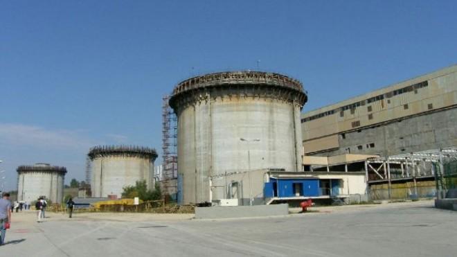 Tentativa de sinucidere la Centrala nucleara Cernavoda. Un jandarm s-a impuscat in cap