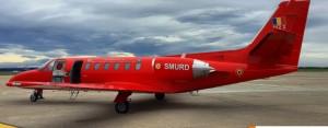 Avionul rapid SMURD nu salvează pacienți, ci doar o firmă cu milioane de dolari