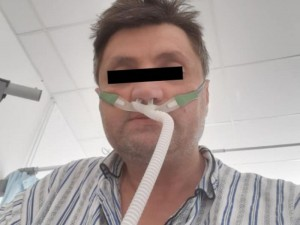 """Dezvăluirile terifiante făcute de un bărbat, internat într-un spital COVID-19! """"Am văzut pacienți legați de pat, i-au intubat și au fost omorâți"""""""