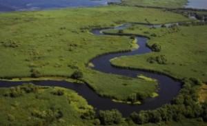 Trasee navale turistice din Delta Dunării impracticabile din cauza ploilor din ultima vreme