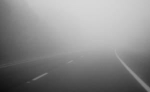 Atenție, șoferi! Ceață pe Autostrada Soarelui, vizibilitate redusă