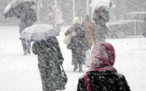 IARNA DIN MIJLOCUL TOAMNEI! Ninsori şi temperaturi extrem de mici în toată ţară. Vezi ce ne aşteaptă