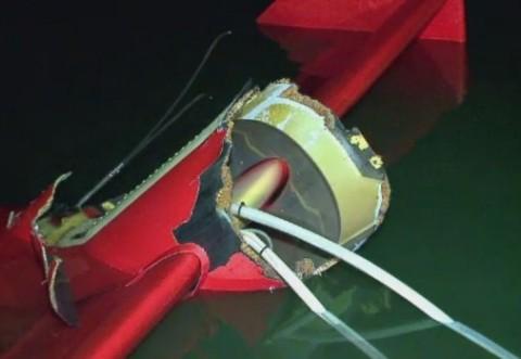 Elicopter SMURD prăbuşit în Mamaia. Toate cele patru persoane aflate la bord au MURIT
