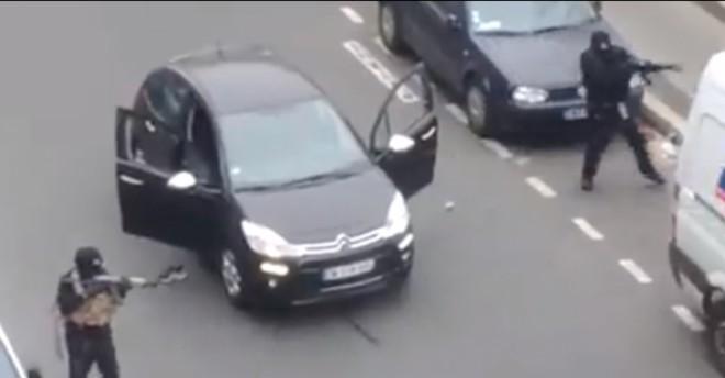 Armele folosite la atentatul din Franta ar proveni din Romania