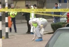 Femeie înjunghiată mortal în centrul Capitalei de un fost iubit gelos