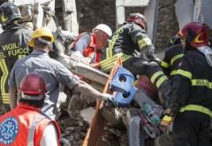 Alti trei romani au murit in cutremurul din Italia, 11 sunt disparuti.