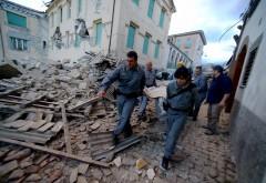 Veşti bune despre românii afectaţi de cutremurul din Italia