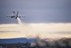 Primele avioane F-16 ajung astăzi în România