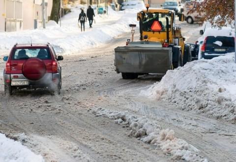 Comuna din România unde locuitorii au mereu străzile deszăpezite. Costul total: 0 lei