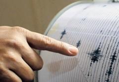 Cutremur în Vrancea. Este cel mai mare seism din ultimele două săptămâni