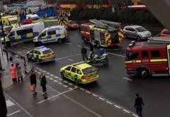 MAE: Doi romani, raniti in atacul de la Londra
