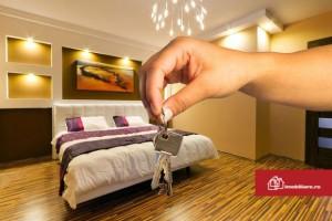 Românii cumpără tot mai multe apartamente noi
