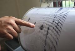 Trei cutremure în judeţele Buzău, Galaţi şi Vrancea
