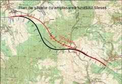 Un tunel de 2,4 kilometri va fi construit pe autostrada Transilvania