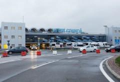 Doua avioane au aterizat de urgenta in aceasta dimineata pe Aeroportul Otopeni. Ambulantele SMURD, chemate sa intervina