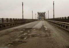 Circulaţie întreruptă vineri pe podul Giurgiu-Ruse