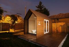 Cât costă casa de 4,5 metri pătraţi inventată de un arhitect român