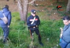 Crimă înfiorătoare! Român găsit fără cap și fără mâini, într-o pădure din Italia
