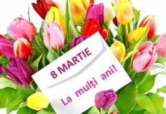 Cele mai frumoase mesaje de 8 Martie pentru mama,sotie sau iubita