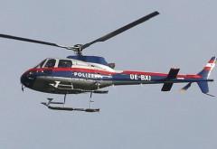 Românii care au jefuit un magazin de bricolaj din Austria, PRINŞI după ce au fost urmăriţi cu elicopterul