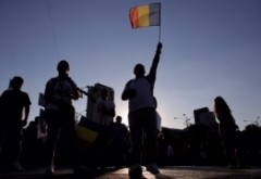 SOLICITARE ULUITOARE la 112 - Ce a cerut un protestatar după ce a fost amendat de jandarmi