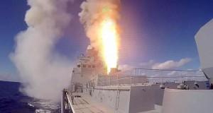 ALERTĂ - O fregată rusească a tras cu muniție de război în Marea Neagră
