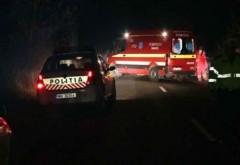 Accident grav in Boldesti. Doua persoane, transportate de urgenta la spital