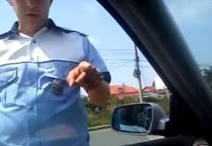 Sofer prins cu polita RCA falsa, pe un drum din Prahova