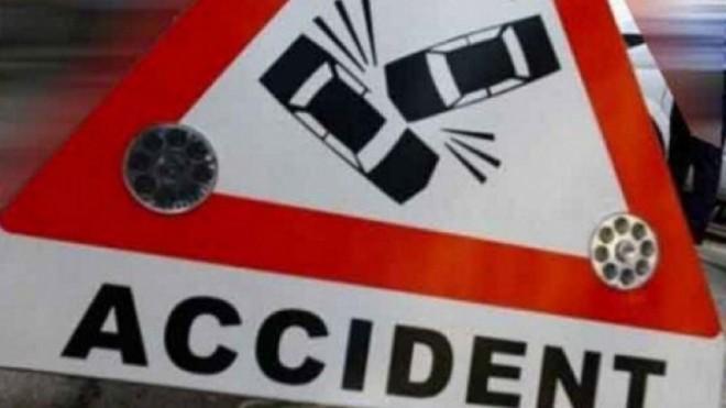 Accident in comuna Brazi. Doua victime