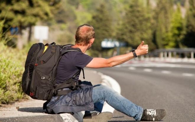 """Un sofer din Prahova a ramas fara permis dupa ce a luat pasageri la """"ocazie"""""""