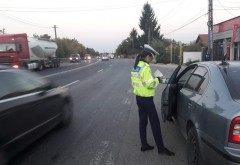 Atentie, soferi! Actiune a Politiei Rutiere pe tronsonul Bucov-Albesti