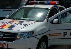 Doua accidente in mai putin de o ora, în zona Spitalului Județean. Două mașini s-au răsturnat