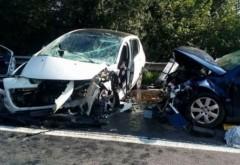 Accident in Ploiesti, pe strada Romana. O tanara a ajuns la Urgente