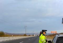 Atentie, soferi! Politie cu radar, pe DN1, in zona Comarnic-Nistoresti-Floresti