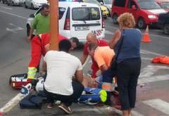 Accident mortal in Prahova, la Dumbravesti. O tanara a fost spulberata de masina, pe trecerea pentru pietoni
