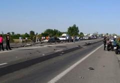 Accident pe A3, Ploiesti-Bucuresti. Doi motociclisti s-au ciocnit, unul a decedat