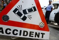 Accident la Valea Calugareasca. Doua masini si un TIR, implicate