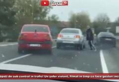 Soferii care incalca regulile de circulatie vor putea fi amendati pe baza filmarilor facute de alti participanti la trafic!