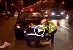 Un șofer începător a spulberat 4 oameni pe trecere. Un tânăr a murit, o femeie e în comă