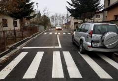 Ca la noi, la nimeni!  9 treceri de pietoni pe o stradă de 300 metri