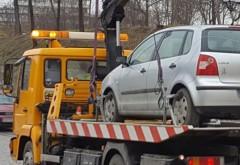 SGU se pregătește să înceapă ridicarea mașinilor oprite neregulamentar în Ploiești. Cat vei plati pentru recuperarea autoturismului
