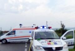 Accident mortal la Brazi. Un biciclist a fost spulberat de o soferita neatenta