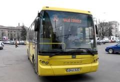 Autobuze deviate, in Ploiesti, pe 1 decembrie. Vezi rutele ocolitoare