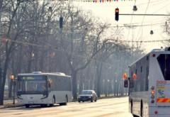 Autobuzele noi au apărut pe strazile din Ploieşti. Vezi aici pe ce trasee vor circula