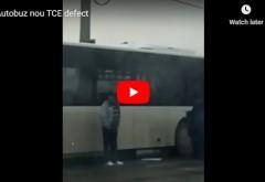 Autobuzele noi din Ploiesti continua sa se strice. Dobre, Prunã, Alexandri... toti tac!
